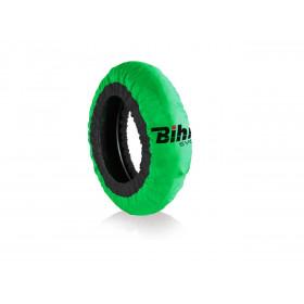 Couvertures chauffantes BIHR Home Track Evo2 autorégulée verte pneus 180-200mm