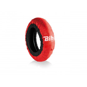 Couvertures chauffantes BIHR Home Track EVO2 autorégulée rouge pneus 180-200mm