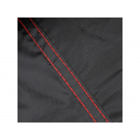 Housse de protection extérieure BIHR compatible Top Case noir taille S