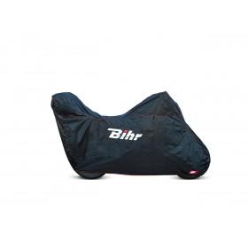 Housse de protection extérieure BIHR compatible Top Case noir taille XL