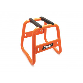 Stand moto BIHR Grand Prix alu orange