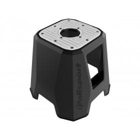 Trepied POLISPORT 420mm noir/caoutchouc gris