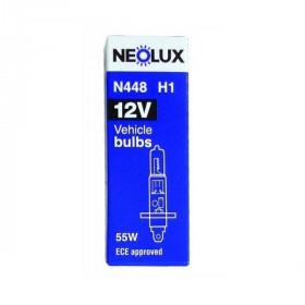 10 ampoules Neolux H1 12V 55W