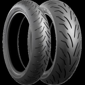 Pneu BRIDGESTONE BATTLAX SCOOTER REAR 110/80-14 M/C 53P TL