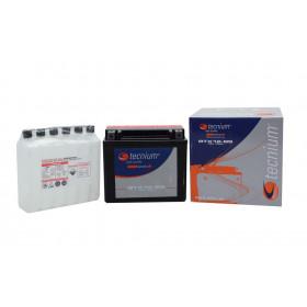 Batterie TECNIUM BTX7A-BS sans entretien livrée avec pack acide