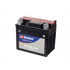 Batterie TECNIUM BTX5L-BS sans entretien livrée avec pack acide