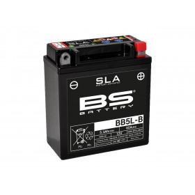 Batterie BS BB5L-B conventionnelle livrée avec pack acide