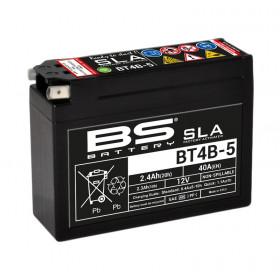 Batterie BS BT4B-5 SLA sans entretien activée usine