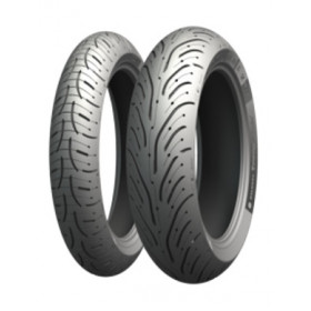 Pneu MICHELIN PILOT POWER 3 SC 160/60 R 15 M/C 67H TL