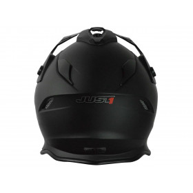 Casque JUST1 J34 Adventure Solid noir mat taille M