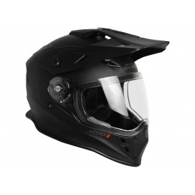 Casque JUST1 J34 Adventure Solid noir mat taille L
