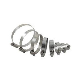 Kit colliers de serrage pour durites SAMCO 44071221/44071224