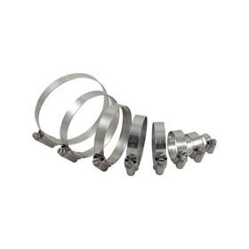 Kit colliers de serrage pour durites SAMCO 960245/960246/960247