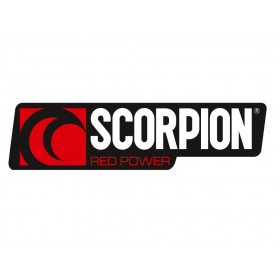 AUTOCOLLANT SCORPION FORMAT PAYSAGE 35X125MM