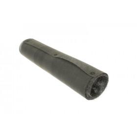 Toile inox tressée + laine inox 434 ACOUSTA-FIL 500mm Ø55/60mm
