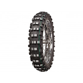 Pneu MITAS EF-07 120/90-18 M/C 71R TT FIM SUPER LIGHT green