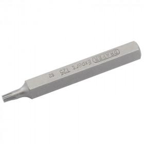 Embout de rechange DRAPER Torx 25mm - longueur 75mm
