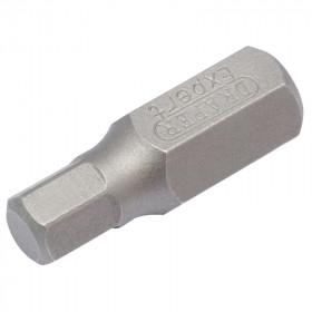 Embout de rechange DRAPER - 6 pans 8 mm - longueur 30mm