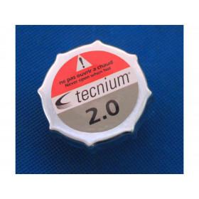 BOUCHON DE RADIATEUR 2,0 BAR TECNIUM