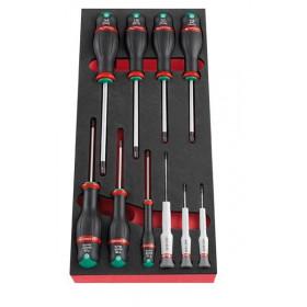 Module FACOM 10 tournevis Protwist® - Torx® - Resistorx®