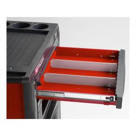 Cloison pour tiroir FACOM hauteur 130mm