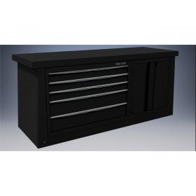 Meuble 2m BIKE LIFT 5 tiroirs/armoire