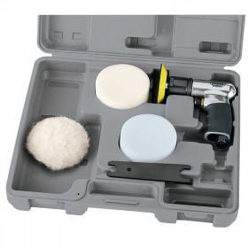 Kit polisseuse pneumatique DRAPER 75mm