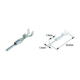 Connectique électrique mâle étanche TOURMAX type 060 (FRM)