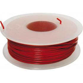 Fil de cablage électrique BIHR rouge