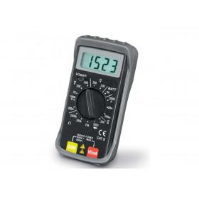 Mini multimètre digital ZECA