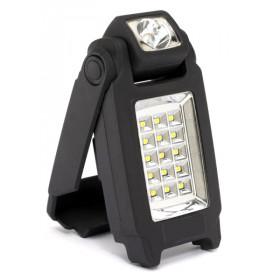 Lampe LED ZECA avec support orientable 2W 140 Lux