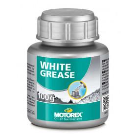 Graisse MOTOREX White Grease lithium 100g