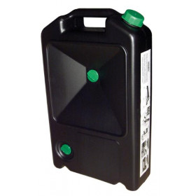 Bac récupérateur d'huilde PRESSOL noir 7L