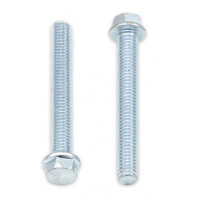 Vis à bride BOLT tête hexagonale 8mm M6x1,00x45mm
