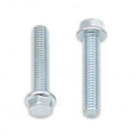 Vis à bride BOLT tête hexagonale 8mm M6x1,00x30mm
