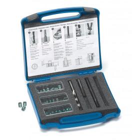 Coffret réparation filetage HELICOIL Helicoil® Plus M6X1