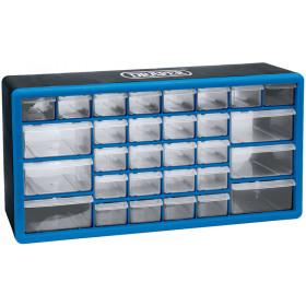 Organiseurs à tiroirs DRAPER 30 compartiments