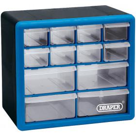 Organiseurs à tiroirs DRAPER 12 compartiments