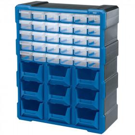 Organiseurs à tiroirs DRAPER 39 compartiments