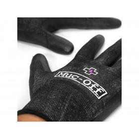 Gants d'atelier MUC-OFF noir taille XL