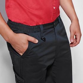 Pantalon d'atelier BIHR Protect noir taille 48