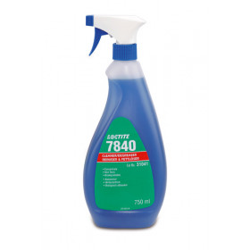Solution dégraissante multi-usages LOCTITE 7840 spray 750ml