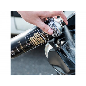Spray de protection MUC-OFF Motorcycle Silicon Shine 500ml