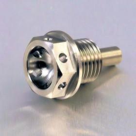 Bouchon de vidange PRO-BOLT M14x1,5x12mm aimanté titane