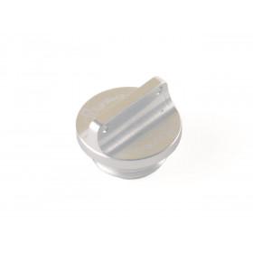 Bouchon de carter d'huile LIGHTECH 2 trous argent M20 x 1,5