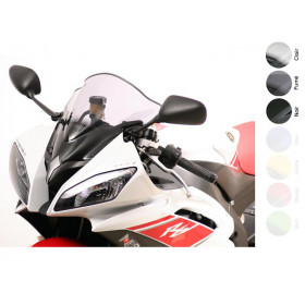 BULLE RACING CLAIR POUR YZF-R6 2008 - 2011