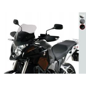 Bulle MRA type origine noir Honda VFR1200X/1200 Crosstourer