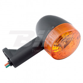 Clignotant gauche V PARTS type origine orange Aprilia 50 Rally LC