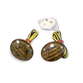 Clignotants BIHR Œil LED petit modèle universel