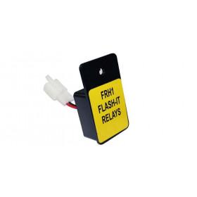 Centrale clignotante électronique BIHR pour clignotants LED Honda